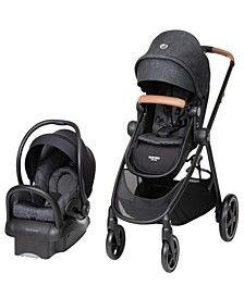 Zelia Max 5-in-1 Modular Travel System with Mico Max 30