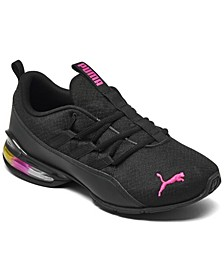 Women's Riaze Prowl Rainbow Casual Training Sneakers from Finish Line