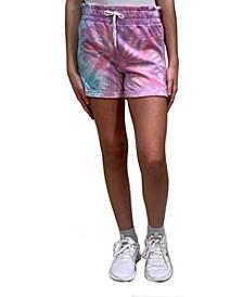 Girls Hi-Rise Shorts