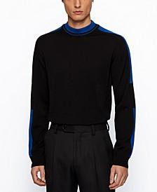 BOSS Men's Color-Blocked Sweater