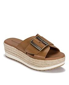 Walta Women's Wedge Slide Sandal