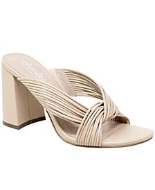 Women's Razzle Block Sandals