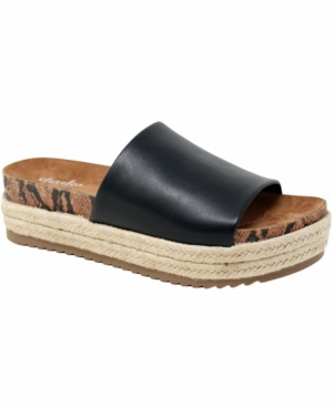 Women's Bustle Sandals Women's Shoes