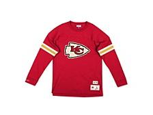 Kansas City Chiefs Men's Team Inspired Long Sleeve Shirt