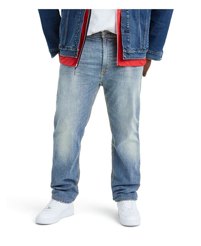 Levi's - Men's Big & Tall 502™ Tapered Jeans
