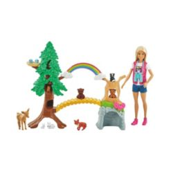 Barbie Forest Playset