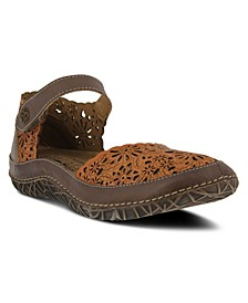 L'Artiste Women's Kysandra Mary Jane Shoes