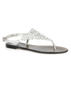 Olivia Miller WOMEN'S IONICCA JELLY SANDALS WOMEN'S SHOES