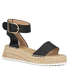 Women's Almond Beach Espadrille Sandals