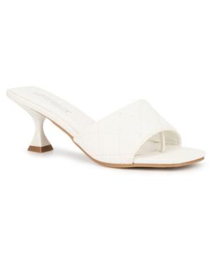 Olivia Miller WOMEN'S HONEY CAMP SLIDE DRESS SANDALS WOMEN'S SHOES