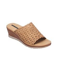 Maddy Wedge Sandal Slides
