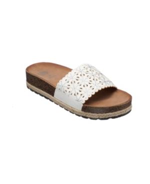 Women's Cathie Footbed Slide Sandals Women's Shoes