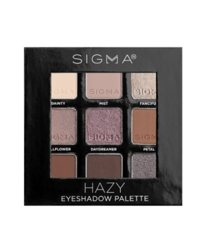 Sigma Beauty Palettes HAZY EYESHADOW PALETTE