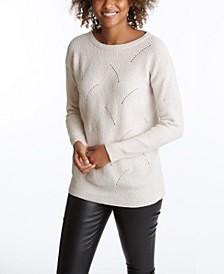 Women's Drop Needle Sweater