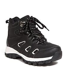 Drew Big Boys Water-Resistant Hiker Boots