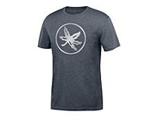 Ohio State Buckeyes Men's Reflective Chrome T-Shirt