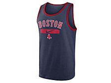 Men's Boston Red Sox Wordmark Tank