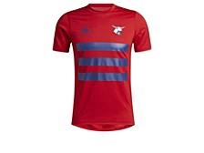 Men's FC Dallas Three Stripe Life Pitch Creator T-Shirt