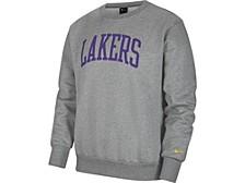 Men's Los Angeles Lakers Heritage Courtside Sweatshirt