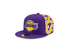 Los Angeles Lakers Sub Word 59FIFTY Cap