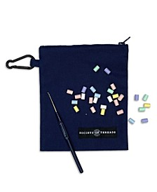 Pastel Mask Accessory Travel Kit Pouch