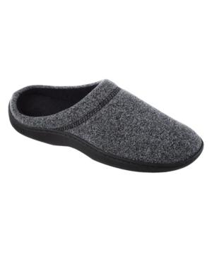 Men's Knit Ethan Hoodback Slippers