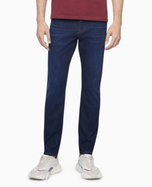 Calvin Klein Tapered jeans MEN'S ATHLETIC TAPER FIT FLAVIN JEANS
