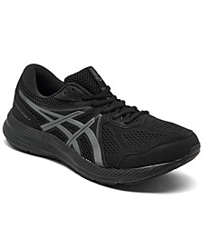 Men's GEL-Contend 7 Wide Width Running Sneakers from Finish Line