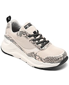 Women's Rovina - Jungle Vibes Casual Sneakers from Finish Line