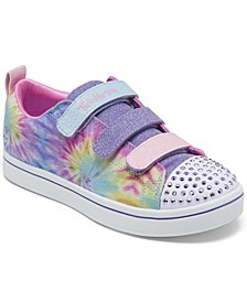 Little Girls Twinkle Toes - Sparkle Rayz Casual Sneakers from Finish Line