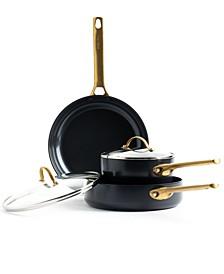 Padova Reserve Healthy Ceramic 5-Pc. Nonstick Cookware Set