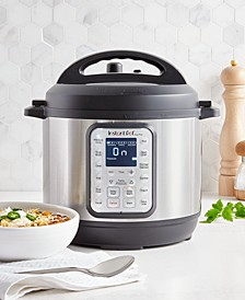 Duo™ Plus 6-Qt. 9-in-1, One-Touch Multi-Cooker