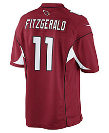 Nike Men's Larry Fitzgerald Arizona Cardinals Limited Jersey
