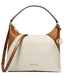 Aria Signature Shoulder Bag