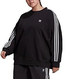 Plus Size Oversized Sweatshirt