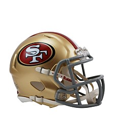 Riddell San Francisco 49ers Speed Mini Helmet