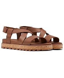 Women's Roaming Crisscross Sandals