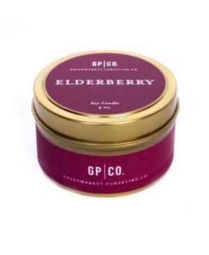 Splendor Elderberry Soy Candle