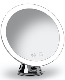 Lana Rechargeable 10x Magnifying Mirror with 3 Light Settings