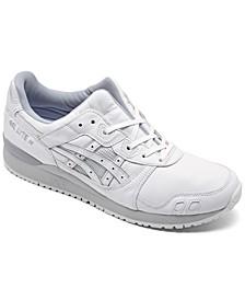 Men's GEL-Lyte III OG Casual Sneakers from Finish Line