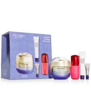 Shiseido 4-PC. VITAL PERFECTION LIFTING & FIRMING RITUAL SET