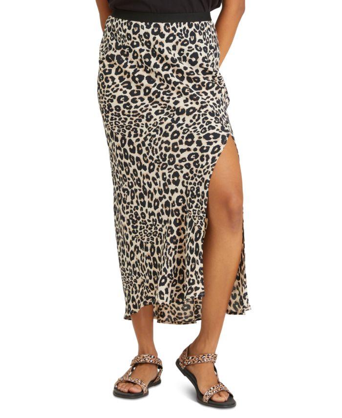 Sanctuary Good Times Printed Midi Skirt & Reviews - Skirts - Women - Macy's