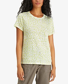 Perfect Tie-Dye Printed T-Shirt