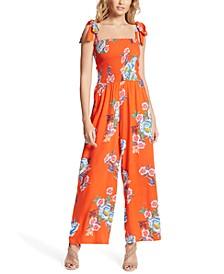 Romie Printed Jumpsuit