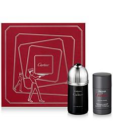 Men's 2-Pc. Pasha Edition Noire Eau de Toilette Gift Set