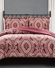 Jessa Reversible 3-Pc. Comforter Sets, Created for Macy's