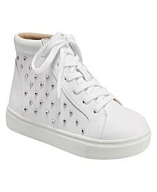 Little Girls Hailey High-Top Sneaker