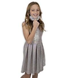 Big Girls Sparkle Dress