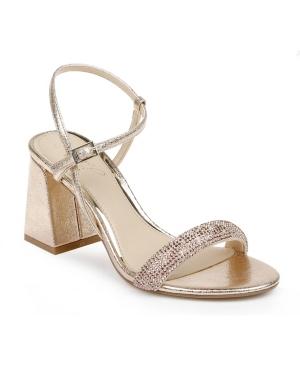 Women's Earlene Block Heel Evening Sandal Women's Shoes