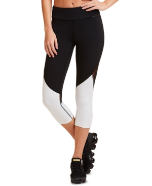 Contrast Captain Cropped Tights